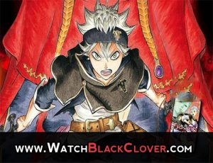 Watch Black Clover English Subbed/Dubbed Online